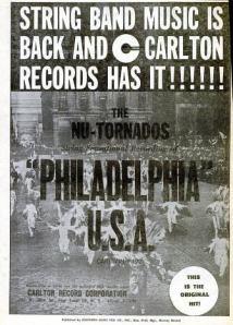 Nu-Tornados - 11-58 - Philadelphia USA