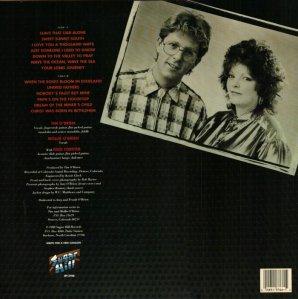 OBRIEN TIM & MOLLIE (3) Stitch