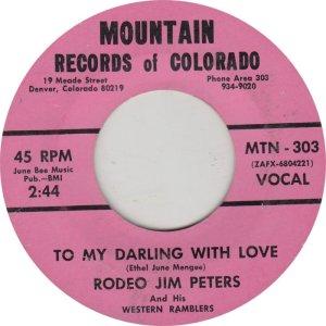 PETERS RODEO JIM - MOUNTAIN 303_0001