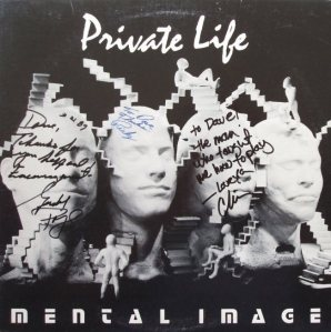 PRIVATE LIFE A
