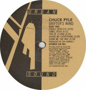 PYLE CHUCK - URBAN SOUND 781 - RB