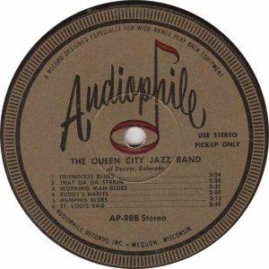 QUEEN CITY - AUDIOPHILE 94 RB