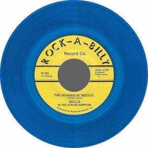 RB 103 BLUE