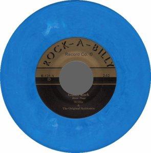 RB 125 BLUE