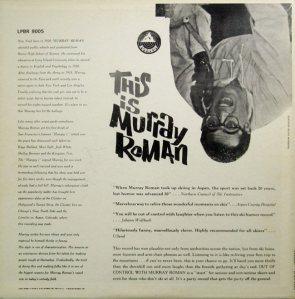 ROMAN MURRAY LP B