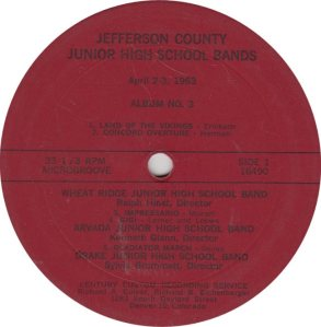 SCHOOL - CENTURY 16490 - JR HIGH BANDS 1963_a (1)