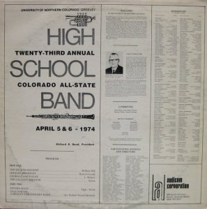 SCHOOL - COLO ALL STATE BAND - AUDICOM 6430 r (4)