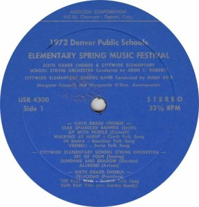 SCHOOL - DPL ELEMENTARYS - AUDICOM 4300