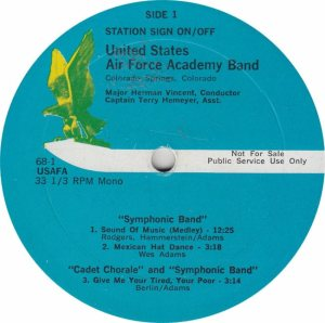 SCHOOL - USAF ACADEMY - CENTURY 682