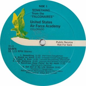 SCHOOL - USAF ACADEMY - CENTURY 704