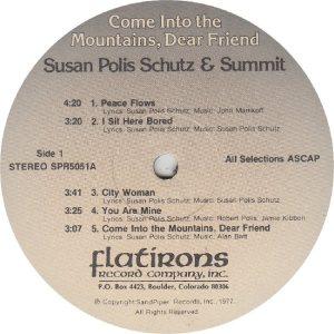 SCHUTZ & SUMMIT - FLATIRONS 5051 - RA