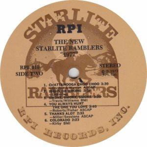 STARLITE RAMBLERS - RPI 10 - RBA (1)