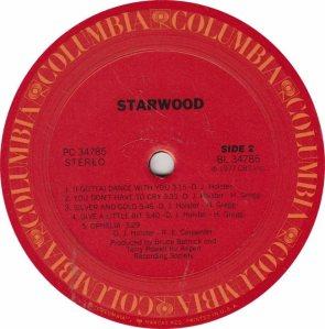 STARWOOD - COL 34785 - RB