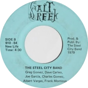 STEEL CITY BAND b