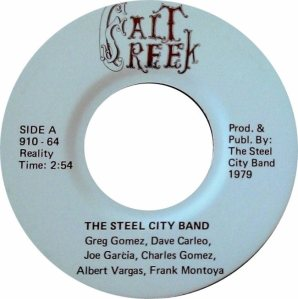 STEEL CITY BAND