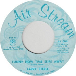 STEEL LARRY - AIR STREAM 6 A