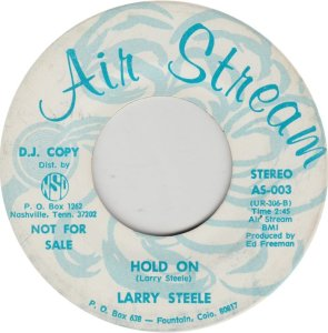 STEELE LARRY - AIR STREAM 3_0001