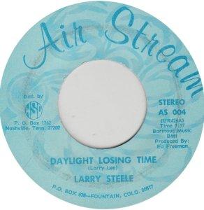 STEELE LARRY - AIR STREAM 4