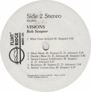 STEGNER B0B - FLINT RIDGE 18001