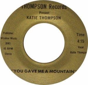 THOMPSON KATIE