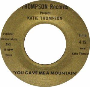THOMPSON KATIE