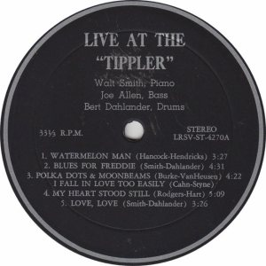 TIPPLER THREE - TIP 42708