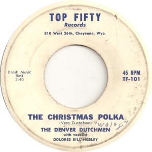 Top Fifty 101 - Denver Dutchmen - The Christmas Polka