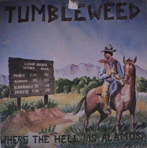 TUMBLEWEED LP A