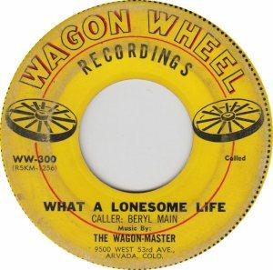 WAGON WHEEL 300 - A