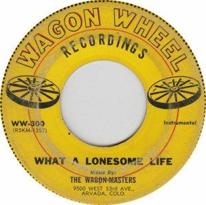 WAGON WHEEL 300 - B