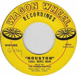 WAGON WHEEL 302 - A