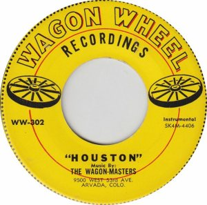 WAGON WHEEL 302 - B