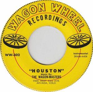 WAGON WHEEL 302 - B