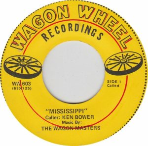 WAGON WHEEL 603 - A