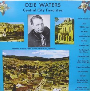 WATERS, OZIE - COLUMBIA 1 (1)
