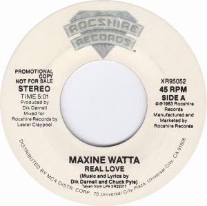 WATTA MAXINE - ROCSHIRE 95052 A