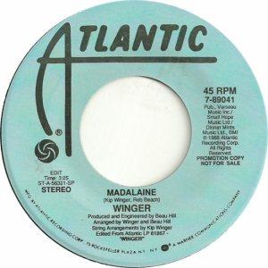 WINGER ATL 89041 E