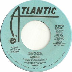 WINGER ATL 89041 F