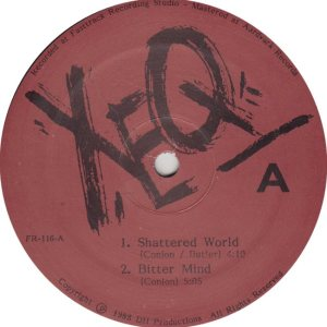 XEQ - FASTRACK 116 R