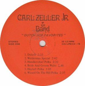 ZELLER CARL - CZJ 16