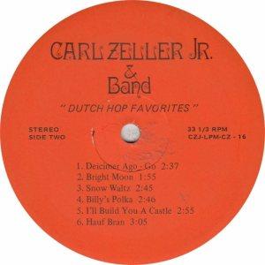 ZELLER CARL - CZJ 16_0001