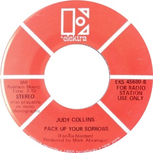 COLLINS JUDY - ELEKTRA 45680 RED