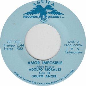 SP AGUILA 33 - A