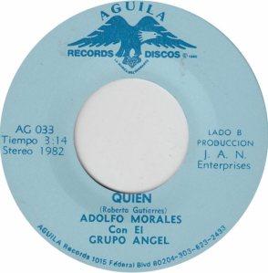 SP AGUILA 33 - B