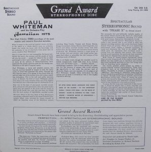 WHITEMAN PAUL - GRAND AWARD (2)