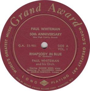 WHITEMAN PAUL - GRAND AWARD 901a (1)