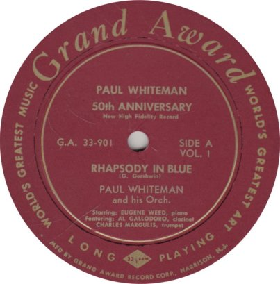 WHITEMAN PAUL - GRAND AWARD 901a (1)