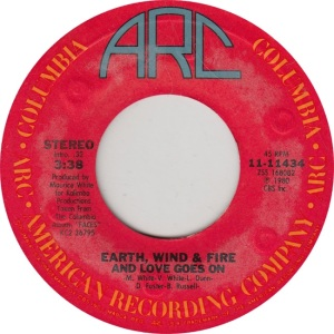 ARC 11424 - EARTH WIND & FIRE - A