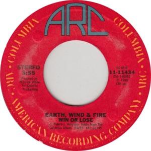 ARC 11424 - EARTH WIND & FIRE - B