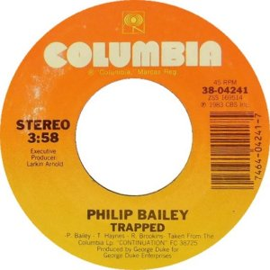 BAILEY PHILIP - COLUMBIA 4241 A